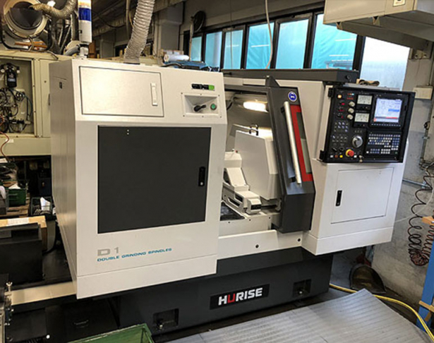 Nuova rettificatrice interni d1 double grinding spindles